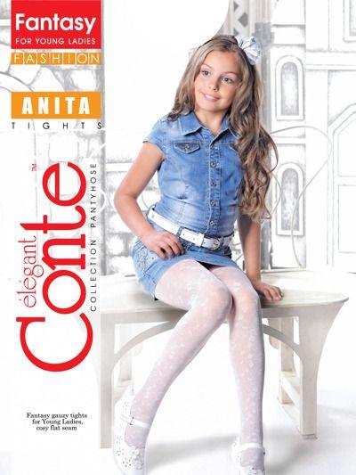 колготки CONTE Fantasy Anita