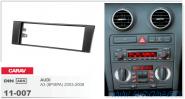 Carav 11-007 (1-DIN AUDI A3 (8P/8PA) 2003-2008)