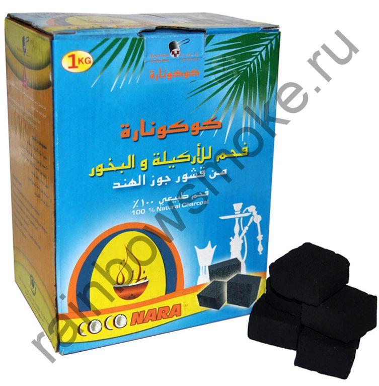 Уголь для кальяна Coco Nara (1 Kg)