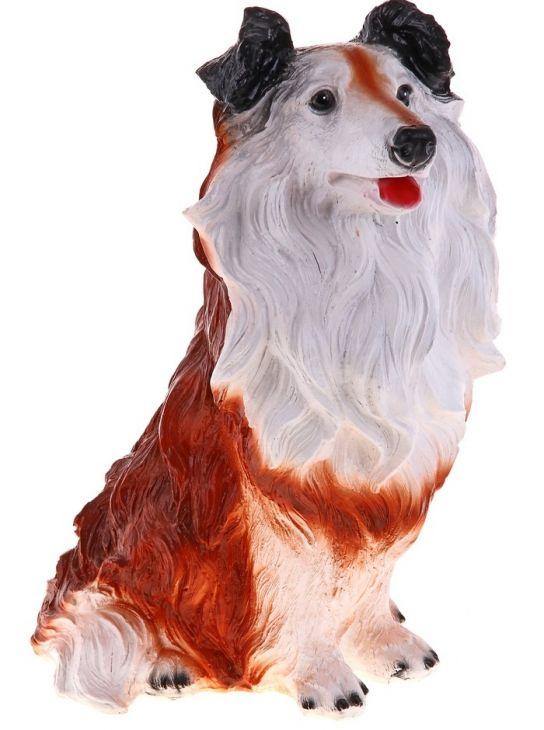 Копилка Собака колли, 38 см