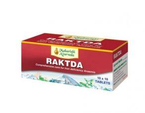 Рактда (Raktda) - формирование и очистка крови, увеличение белкового анаболизма,100 таб