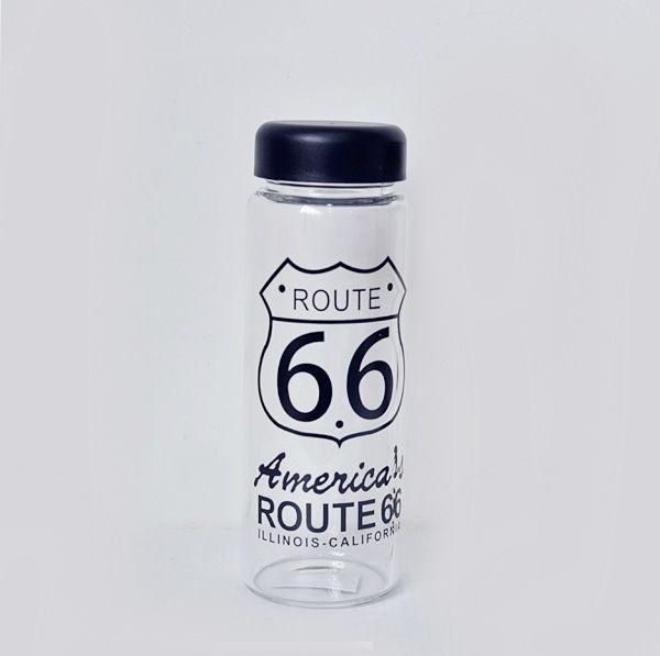 Бутылка для напитков «America`s Route» - Route 66