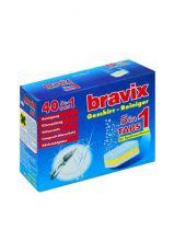 Bravix комплексные таблетки для пмм, 40 х 20 г