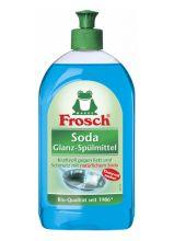 Frosch Концентрированное средство для мытья посуды с содой, 0,5 л