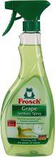 Frosch Очиститель для ванны и душа (зеленый виноград), 0,5 л