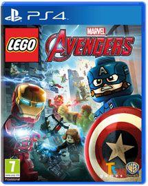 Игра Lego Marvel Мстители (PS4)