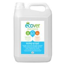 Ecover Экологическая жидкость для мытья посуды с ромашкой и молочной сывороткой 5 л