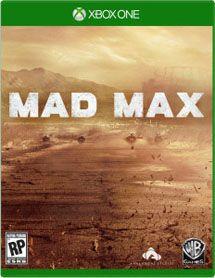 Игра Mad Max (Xbox One)