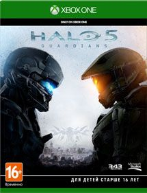 Игра Halo 5 Guardians (Xbox One)