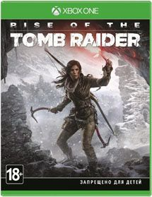 Игра Rise of the Tomb Raider (Xbox One)