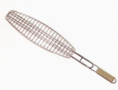 Решетка для рыбы TDS TO-981 (39х14см)