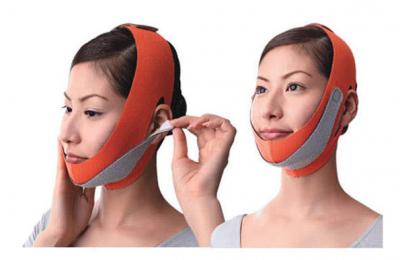 Хит продаж! Маска повязка для подтяжки и коррекции овала лица с 3D лифтинг эффектом