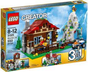 Lego Creator 31025 Домик в горах #