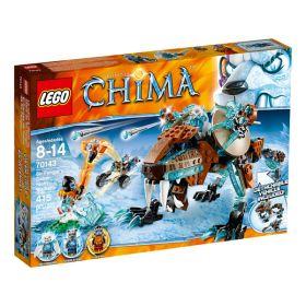 Lego Legends of Chima 70143 Саблезубый шагающий робот Сэра Фангара #