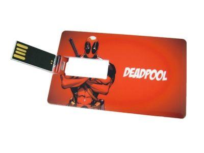 8Gb Flash носитель UD-781 Карта Deadpool
