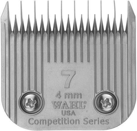 Филировочный нож Wahl на 3,8 мм, стандарт А5