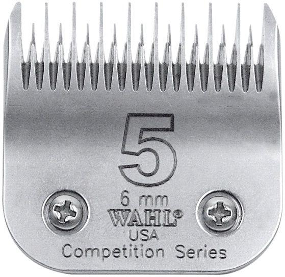 Филировочный нож Wahl на 6 мм,стандарт А5