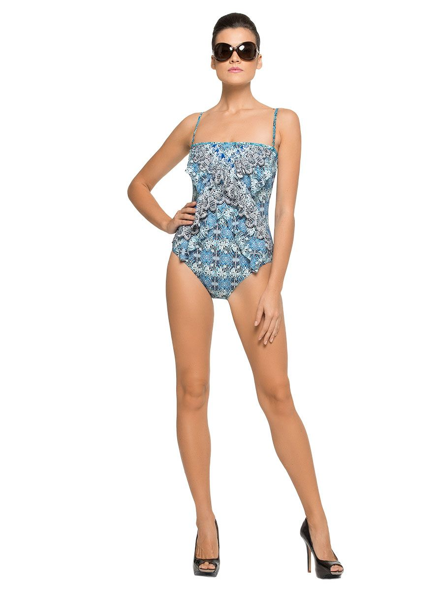 Купальник женский слитный Lora Crig WPS 051606 LG Venera DSK (купальник Лора Григ)