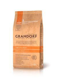 GRANDORF Lamb&Rice Junior 3 кг (ягнёнок с рисом для юниоров)