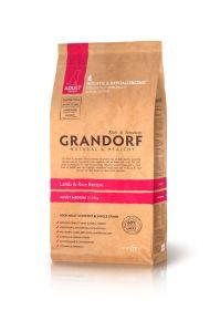 GRANDORF Lamb&Rice Medium 12 кг (ягнёнок с рисом для средних пород)