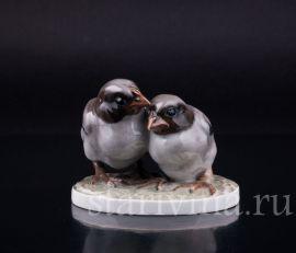 Два птенца, Rosenthal, Германия, артикул 02260