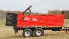 Разбрасыватель Metal-Fach N272/2 14 тонн.