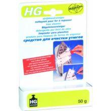 HG Средство для очистки утюгов, 50 мл