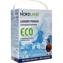 """Nordland стиральный порошок """"Eco"""", 1.8 кг"""