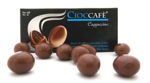 ХААС Драже кофейные зерна в молочном шоколаде 25 г