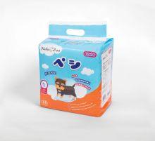 Maneki Пеленки для домашних животных NekiZoo, впитывающие одноразовые, размер L(60x90см), 15 шт./упаковка