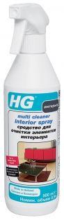 HG Средство для очистки элементов интерьера.