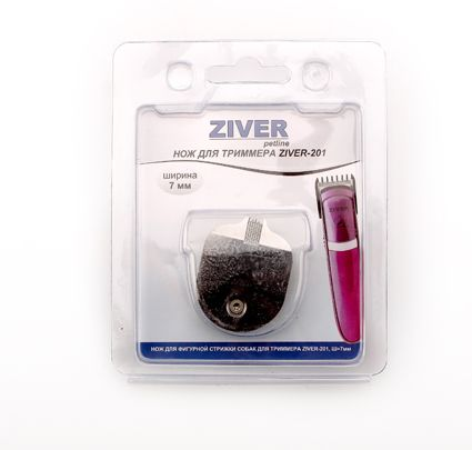 Узкий нож Ziver-201