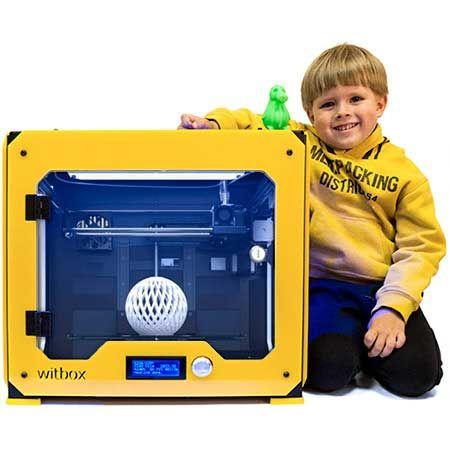3D-принтер bq Witbox single extruder