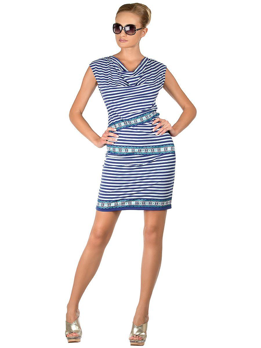 Платье пляжное для женщин Charmante WQ 161610 Andalucia CHARMANTE DSK