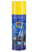 TOP HOUSE Профессиональный очиститель Tft-, жк-, Lcd- экранов, 200 мл (аэрозоль)