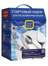 TOP HOUSE Стартовый набор для посудомоечных машин всех типов, 3 пр. (Oxyplus)