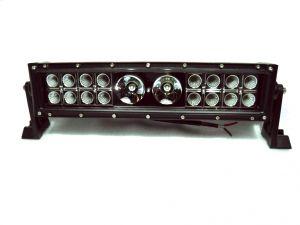 Комбинированная светодиодная балка - CREE 68WT (2 x 10WT + 16 x 3WT)