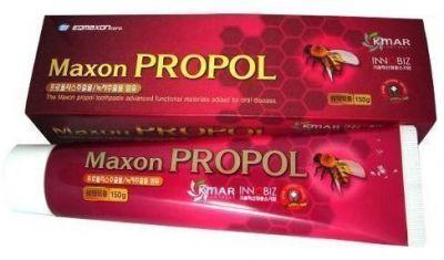 Зубная паста-гель для укрепления эмали Maxon.