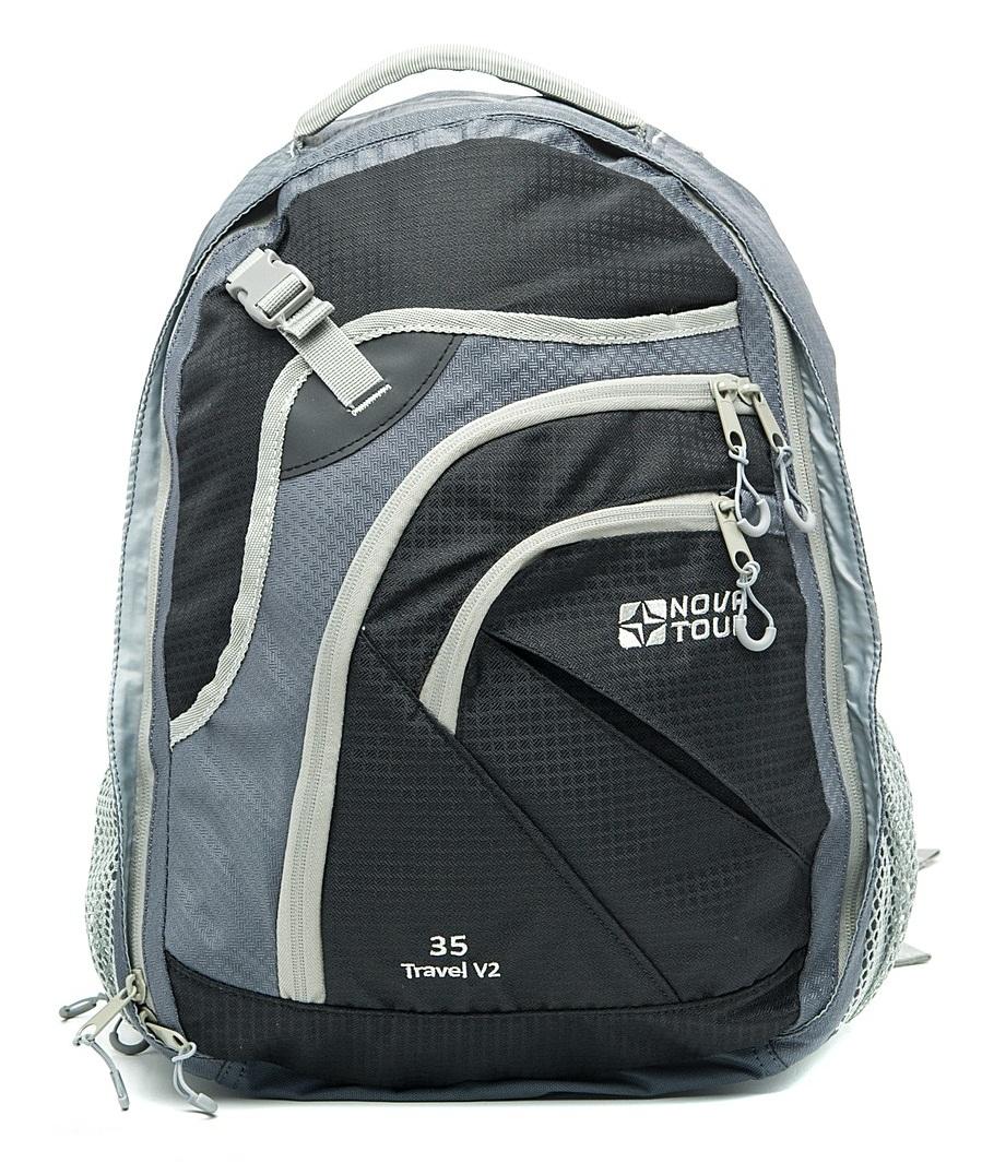 NOVA TOUR ТРЭВЕЛ 35 V2 универсальный рюкзак-чемодан