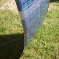 Солнечная панель 50 Ватт 12 вольт (гибкая)
