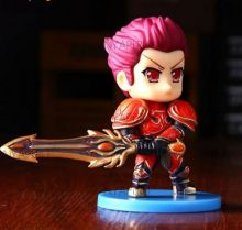 Фигурка Лига Легенд Гарен  Бутлег / League of Legends Garen Figure