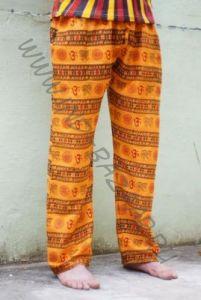 Летние штаны из хлопка (унисекс)