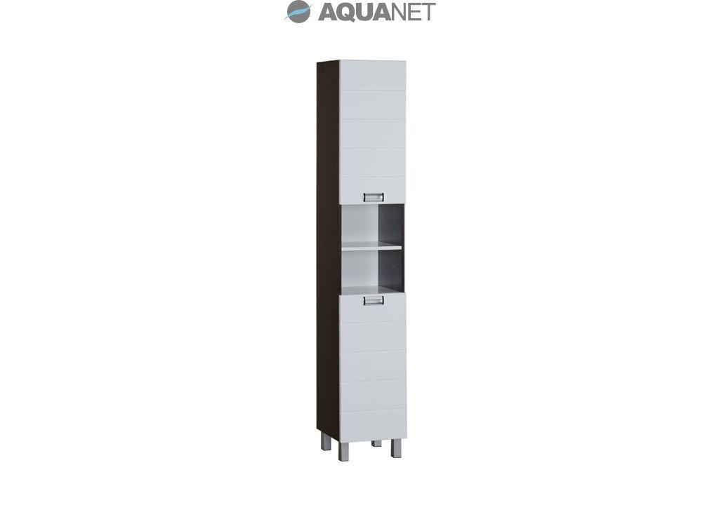 Пенал Aquanet Сити 35 (универсал) wenge (153858)