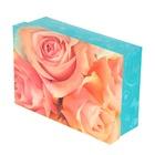 """Коробка """"Восхитительные розы"""", 22 х10,5 см"""