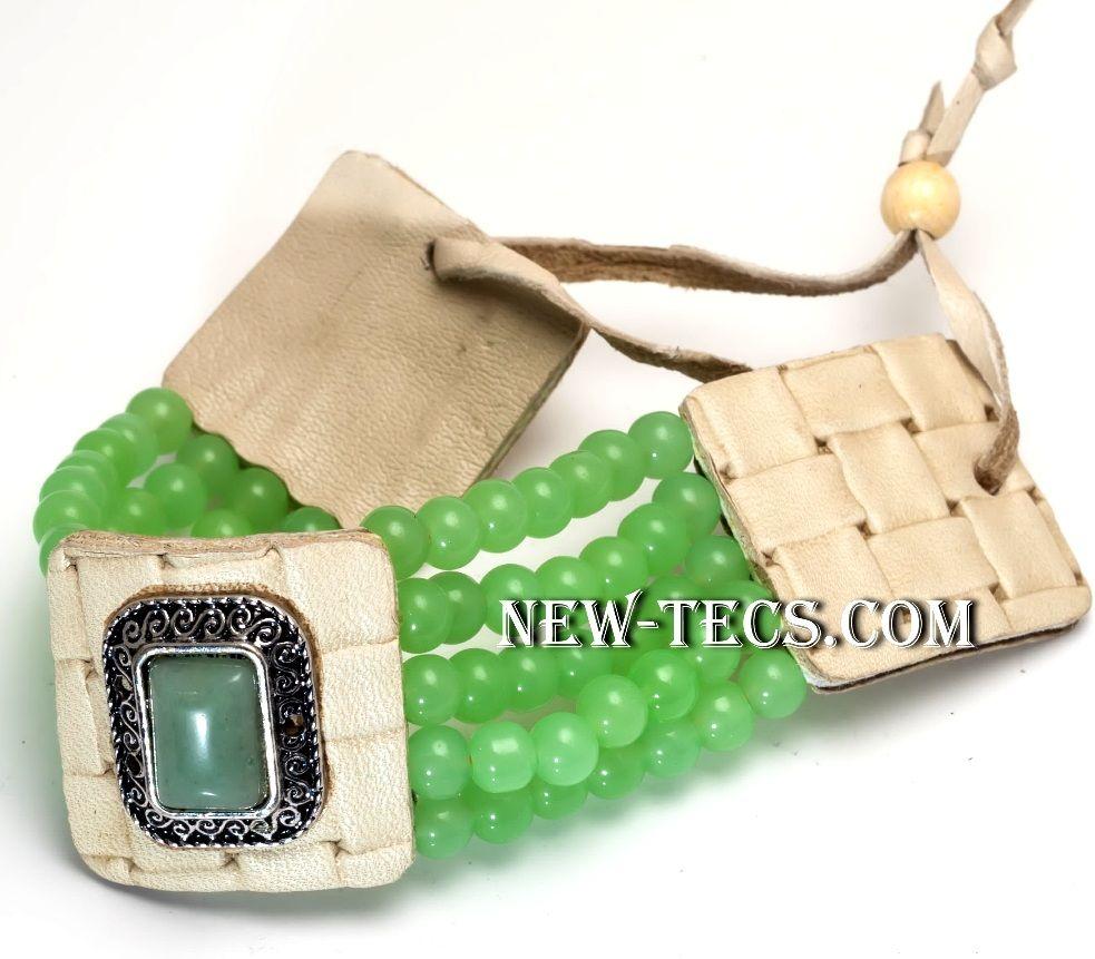 Нефритовый браслет 566NT-KR