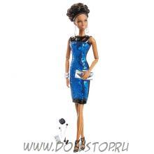 Коллекционная кукла Барби Ночной выход - The Barbie Look Collection Night Out 2016