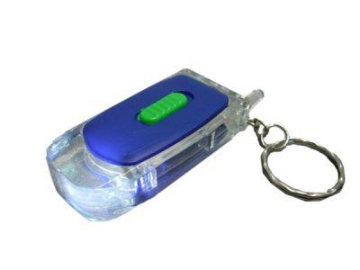 Брелок фонарик Следопыт SL-2272-1 Телефон 1л в наборе 48шт