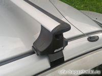 Багажник на крышу Audi A6 Type C5, Атлант, крыловидные дуги