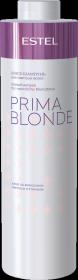 Блеск-шампунь для светлых волос 1000 мл ESTEL PRIMA BLONDE