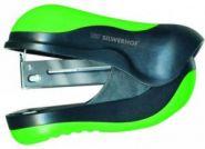 """Степлер мини пластиковый """"Comby"""" №24, 10 л., цвет - салатовый (арт. 401062-23)"""
